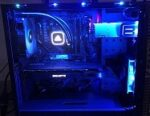 buy gaming PC with bling and light Brisbane